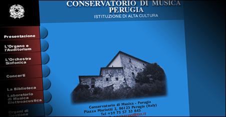 Conservatorio di Perugia