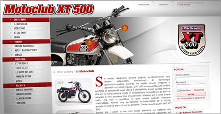 Motoclub XT500