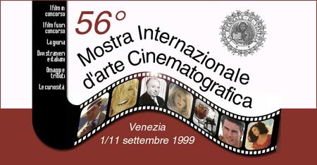 56° Mostra Internazionale d'arte Cinematografica
