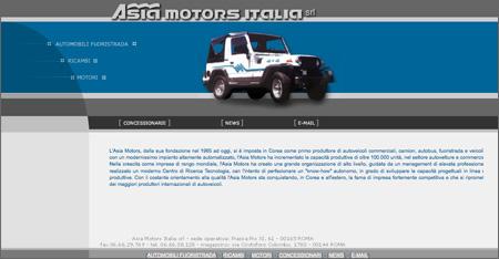 Asia Motors - Italia