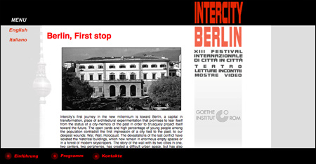 Intercity Berlin