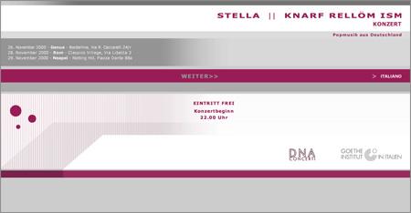 Stella - Knarf Rellom Ism