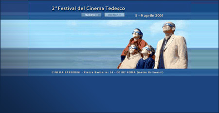 2° Festival del cinema tedesco
