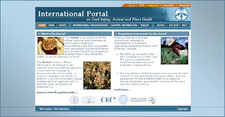 INTERNATIONAL PORTAL