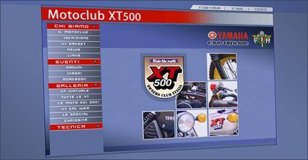 XT500 - Italia