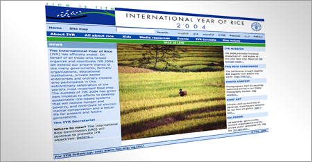 International Year of Rice