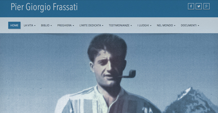 Pier Giorgio Frassati - in progress